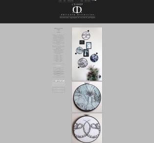 Site Boutique - Article
